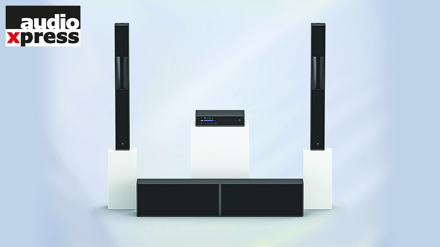 L-Acoustics Repackages Professional Audio Speakers as Luxury Home Audio Systems