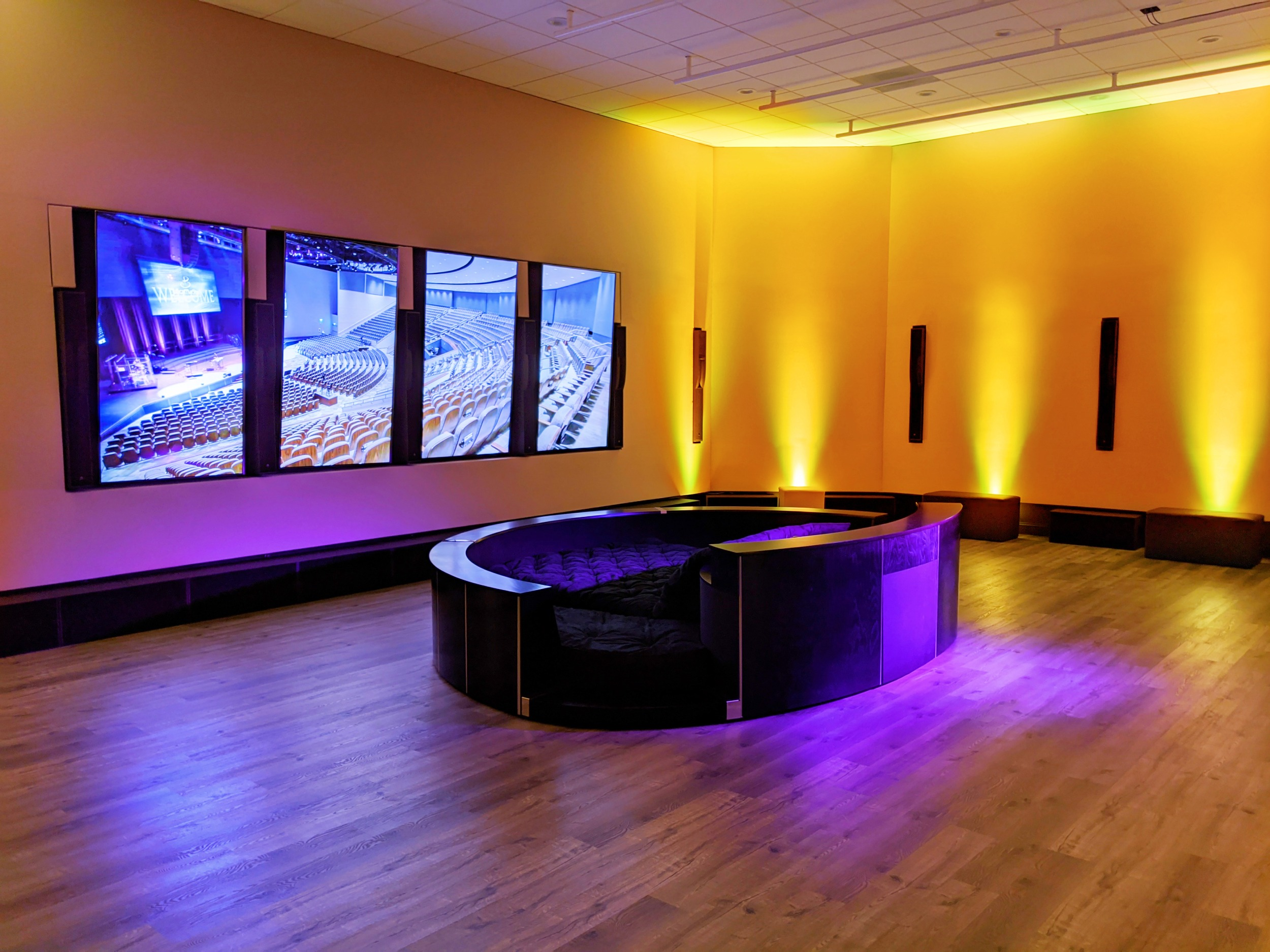 Experience our Sound Spaces