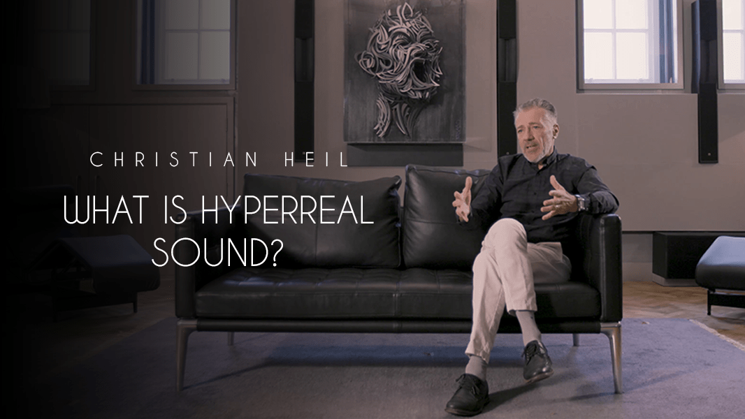 Immersive Experiences: Is Immersive Audio Enough? Considering Hyperreal Sound with Dr. Christian Heil
