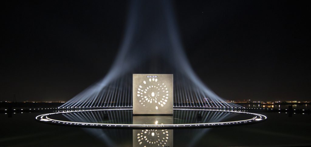 L-Acoustics L-ISA Immersive Hyperreal Sound Technology and Art Surrounds Audience at the 49th UAE National Day Ceremony