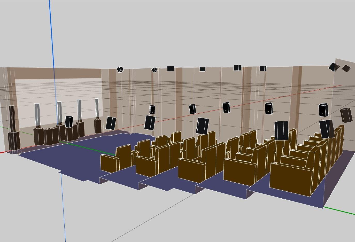 L-Acoustics Creations - Bespoke
