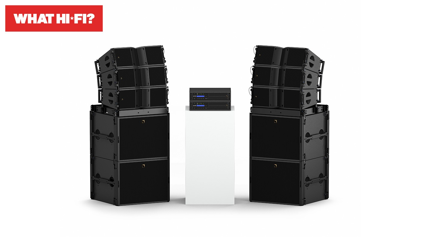 What Hi-Fi? – L‑Acoustics unveils Archipel, a five-strong set of pro sound systems for your home
