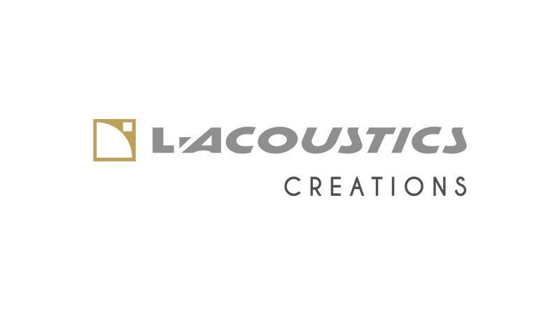 L-Acoustics Creations Logo Horizontal